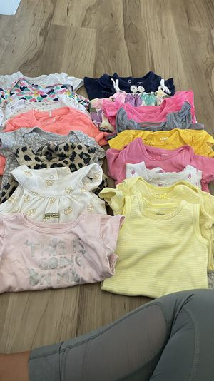 Baby girl clothes and shoes for Sale in Abilene, TX