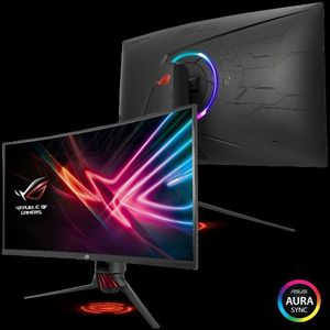 Asus ROG Strix xg32vqr Gaming Monitor for Sale in Gilbert, AZ