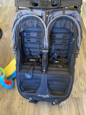 City select double stroller for Sale in Lyman, SC