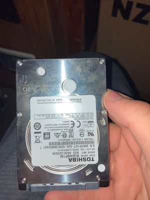 1tb toshiba hdd for Sale in Phoenix, AZ