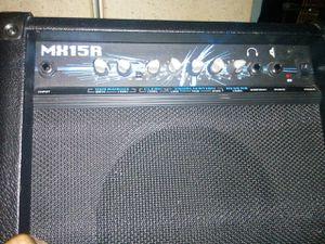 Crate guitar amp & Washburn N1 electric guitar for Sale in Carson, CA