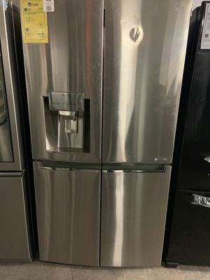 New Discounted LG Counter Depth Refrigerator 1yr Manufacturers Warranty for Sale in Gilbert, AZ