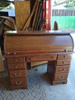Roll Top Desk for Sale in Fresno, CA