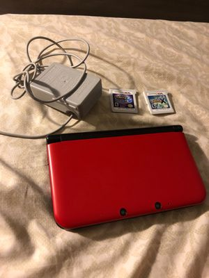 Nintendo 3DS XL w/games for Sale in Tomball, TX