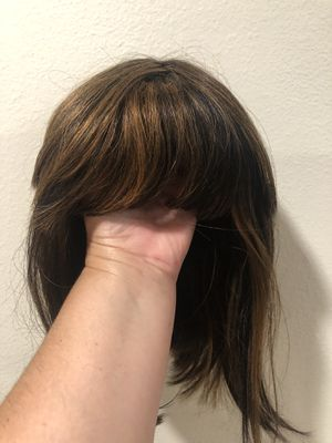 New Real Human Hair wig for Sale in Westminster, CA