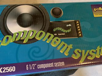 "Polk Audio EX2560 6.5"" Component Speakers for Sale in Old Bridge Township,  NJ"