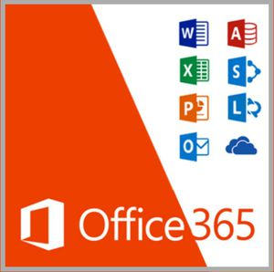Microsoft Office 365 Genuine and Authentic 100% for Sale in Chicago, IL