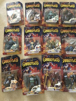 Gargoyles action figures for Sale in Stockton, CA