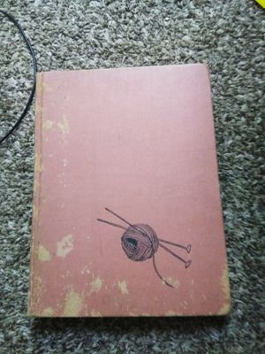Mathieson the complete book of knitting 1947 for Sale in Newnan, GA