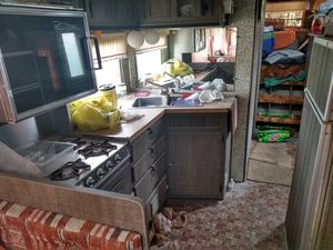 36ft camper, fifth wheel, excellent comdition for Sale in Lebanon, IN