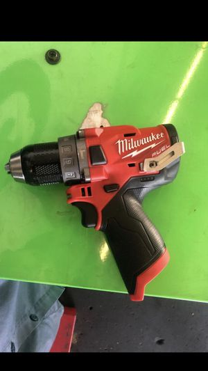 Milwaukee Hammer drill/Driver fuel for Sale in Anaheim, CA