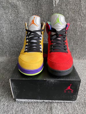 "Air Jordan Retro 5 ""What The"" for Sale in Washington, DC"