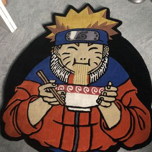 Hypland Naruto Rug for Sale in Oswego, IL