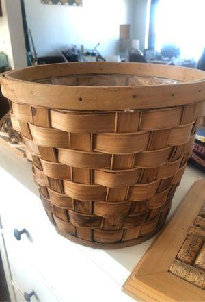 Large van rattan wicker bamboo plants for Sale in Peoria, AZ