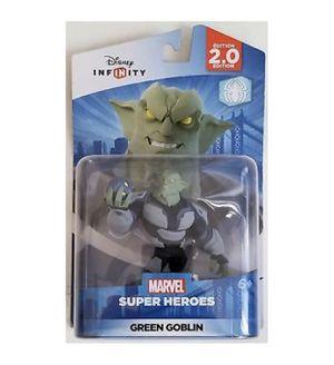Disney Infinity: Marvel Super Heroes (2.0 Edition) Green Goblin Figure (Universal) for Sale in La Vergne, TN