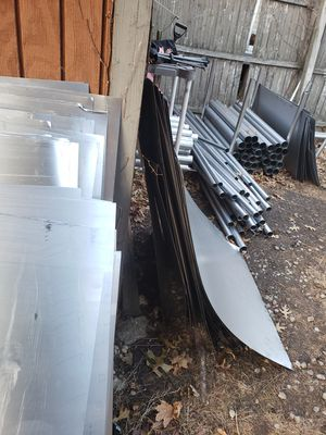 300/400 stainless steel sheets of metal for Sale in Akron, OH
