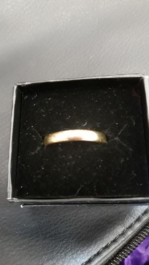 14kt Gold Wedding Band for Sale in South Saint Paul, MN