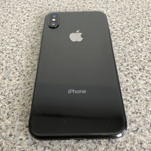 iPhone X 64GB for AT&T possibly unlocked come in and try it with your Sim card Pawn Shop Casa de Empeño for Sale in Vista, CA