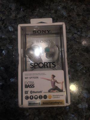 Sony wireless headphones for Sale in Garden Grove, CA