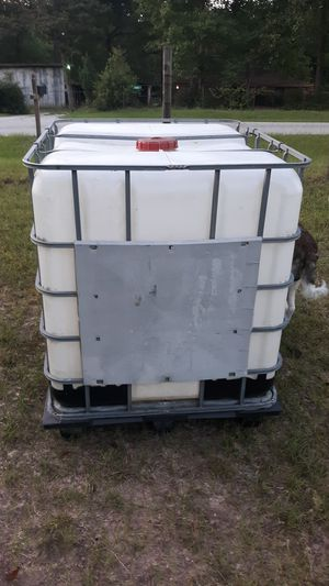 Drinkable water tote for Sale in Conroe, TX