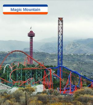 4 Any Day Magic Mountain tickets for Sale in Baldwin Park, CA
