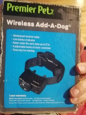 Dog Training Collar: Use Tone vs Static for Sale in Los Angeles, CA