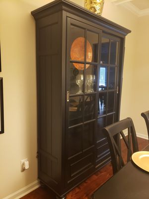 China Cabinet/Bookcase for Sale in Durham, NC