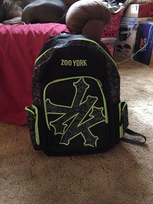 Zooyork bookbag for Sale in Garrett, IN