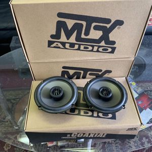 Mtx Car Audio 6.5 Inch Car Stereo Speakers . High Quality New Years Super Sale . $59'a Pair While They Last . New for Sale in Mesa, AZ