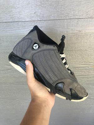 Jordan 14 Graphite Size 8 for Sale in Chippewa Falls, WI