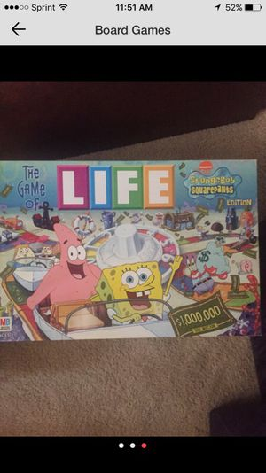 Life board game for Sale in Charlotte, NC