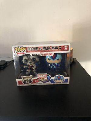 Rocket vs mega man x 35$ or best offer for Sale in Cleveland, OH