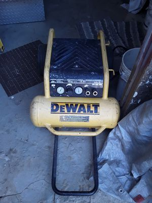 Dewalt compressor for Sale in Richmond, CA