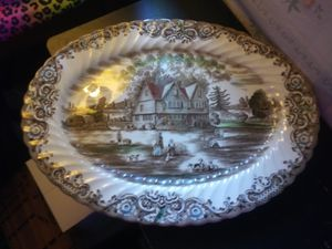 Antique china platters w/set for Sale in Proctor, AR