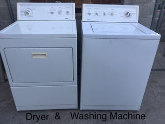 KenMore Washing Machine And Dryer for Sale in Los Angeles,  CA