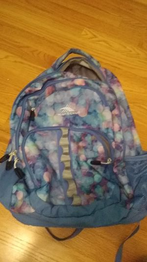 High Sierra backpack for Sale in Hoffman Estates, IL