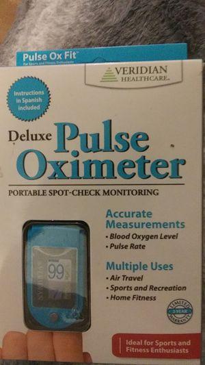VERIDIAN Health care Deluxe Pulse Oximeter for Sale in Phoenix, AZ