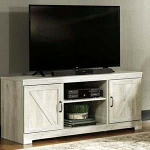 Bellaby Whitewash LG TV Stand | W331-68 🚛IN STOCK /FAST DELIVERY for Sale in Silver Spring, MD