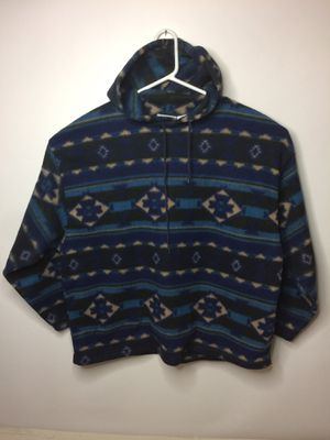 Denim express vintage tribal sweater for Sale in Chino, CA