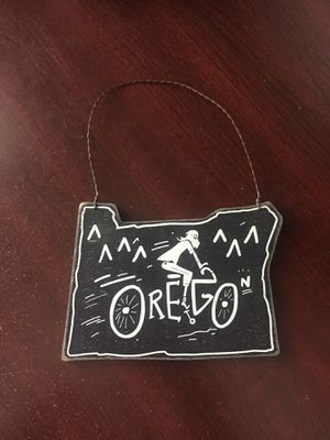 Wooden Oregon Decor Sign for Sale in Bend, OR