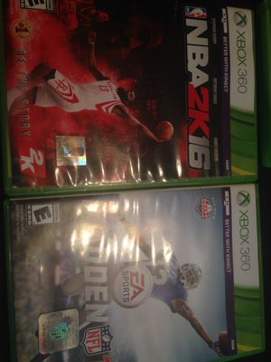 XBox 360 games for Sale in Severna Park, MD
