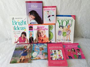 American Girl Craft and Book Lot for Sale in Saint Paul, MN