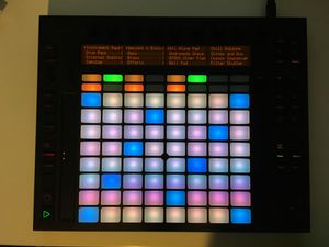 Ableton Push MIDI Controller for Sale in Hayward, CA