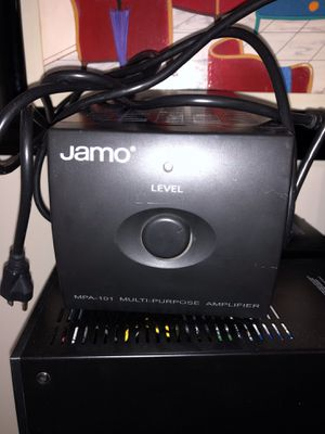 Jamo mpa-101 amplifier for Sale in Chicago, IL