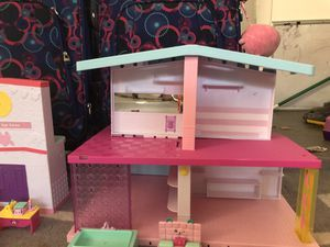 Shopkins Lot (Shoppie doll school & mansion) for Sale in Orlando, FL