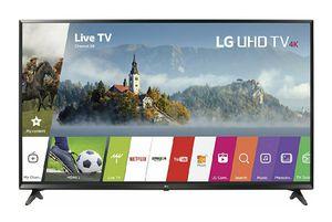 LG Electronics 55UJ6300 55-Inch 4K Ultra HD Smart LED TV for Sale in San Diego, CA