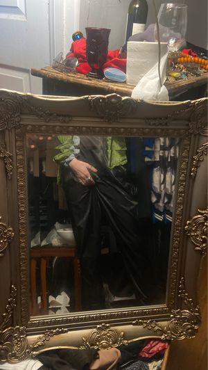 Antique French gold beveled mirror for Sale in Los Angeles, CA