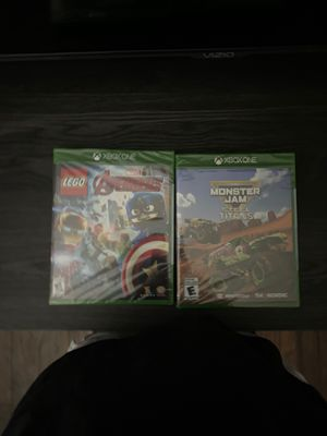 Xbox one brand new havent open for Sale in Deer Park, TX