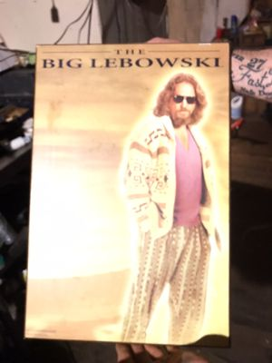 The Big Lebowski picture for Sale in Evansville, IN