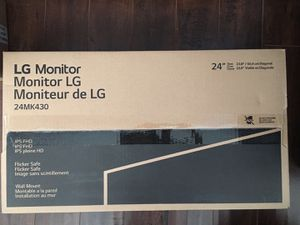 Lg monitor for Sale in Rowland Heights, CA